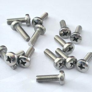 M5 16mm screws