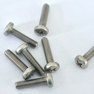 M5 20mm screws SS