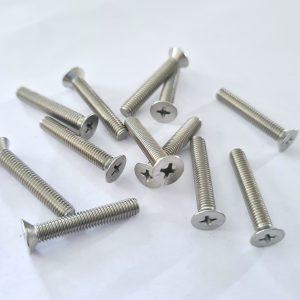 M5 30mm screws SS