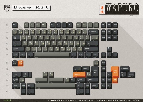 ePBT Wapuro Base Kit