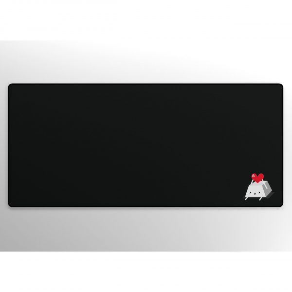 Keycap Buddy Heart Keycap on Black