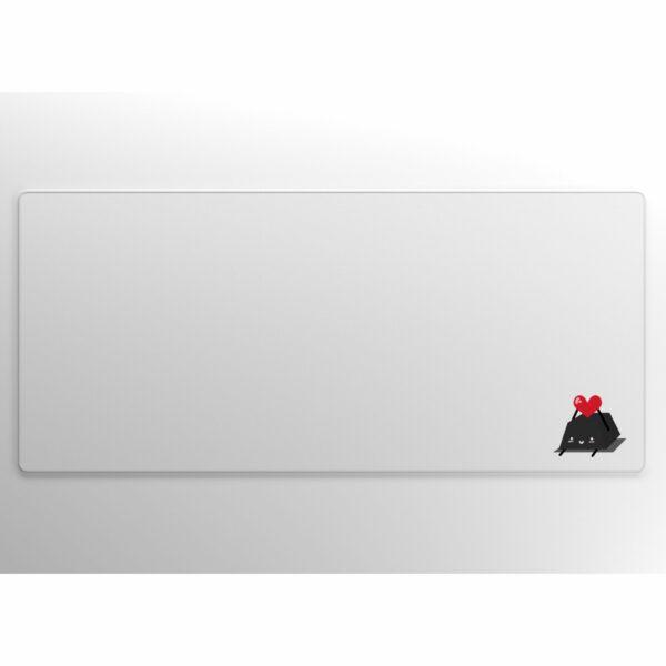 Keycap Buddy Heart Keycap on White