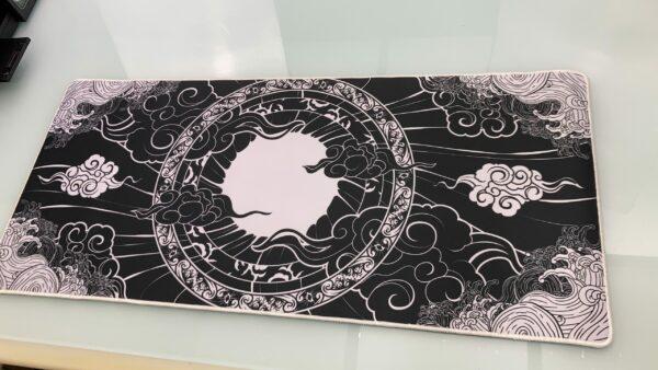 Amaterasu Shinobi Deskmat Sample